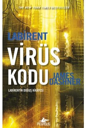 Labirent: Virüs Kodu - James Dashner