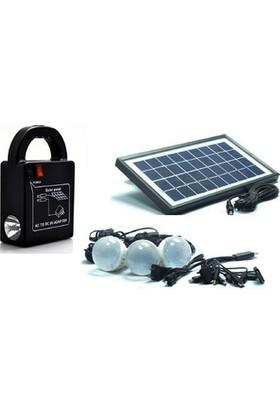 Dat At 888 Güneş Panelli Solar Aydınlatma Sistemi