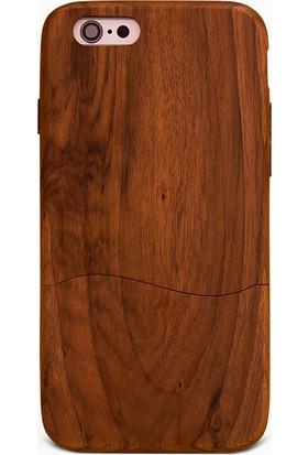 Woodsaka Apple iPhone 6 Ring Ceviz
