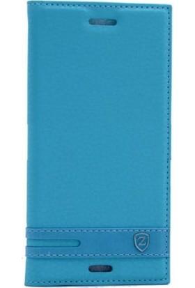 Teleplus Sony Xperia X Compact Lux Mıknatıslı Kapaklı Kılıf