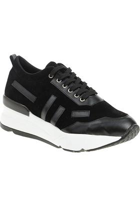 Derigo Kadın Spor Ayakkabı Siyah 22484