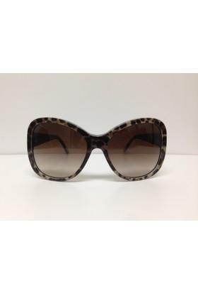 Dolce Gabbana Dg 4132 1995/13 57 16 Kahve Degrade Güneş Gözlüğü
