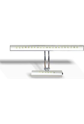 Erkled Ledli Ayna Apliği 7 W. Beyaz Işık (Erkled)