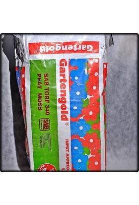 Gartengold Spagnum- Ayarsız Ph 3,0- 3,5- 340 Lt