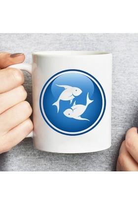 Adell Burclu Kupa Baskı Balık