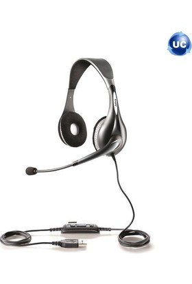 Jabra UC Voice 150 Duo USB NC MS