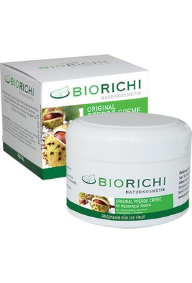 Biorichi At Kestanesi Yüz Kremi 100 ml