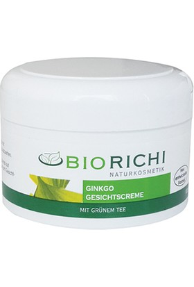 Biorichi Gingko Kremi 100 ml