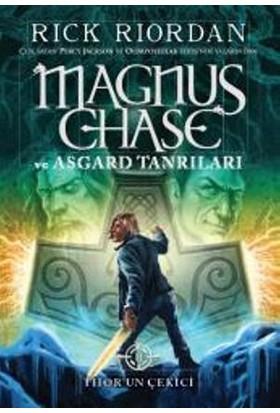 Magnus Chase Ve Asgard Tanrıları: Thor'Un Çekici - Rick Riordan