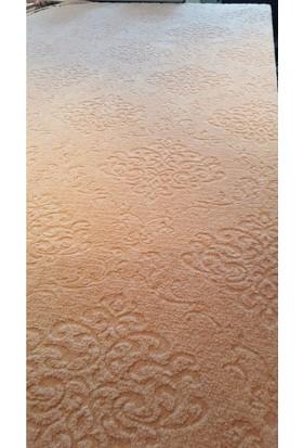 Ladystone Lastikli Halı Örtüsü Welsoft 4m2 (150x233cm) Pudra Osmanlı