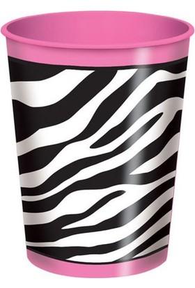 Pandoli Zebra Butiği Bardak 8 Adet