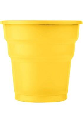 Euro Flora Bardak Sarı 25'li Paket