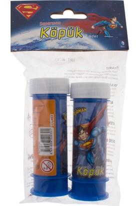 """Euro Flora Köpük """"Superman"""" 2'li Paket"""