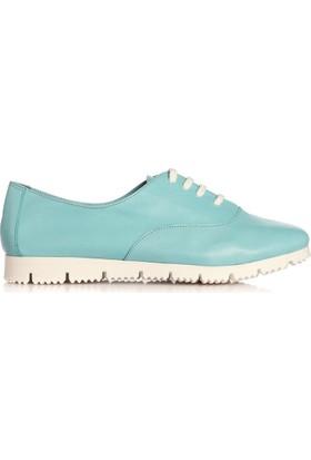 UK Polo Club P64702 Kadın Günlük Ayakkabı Su Yeşili