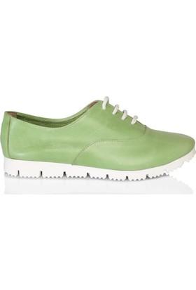UK Polo Club P64702 Kadın Günlük Ayakkabı Yeşil