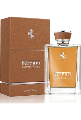 Ferrari Amber Essence Deluxe Edition Edp 100 ml Erkek Parfüm