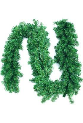 Kikajoy Çam Ağacı Garland Dekor 270cm - 1 adet