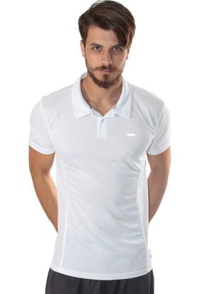 Sportive Spo-Lucky16Y Erkek T-Shirt Beyaz 611007-00W