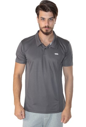 Sportive Spo-Lucky16Y Erkek T-Shirt Gri 611007-00A