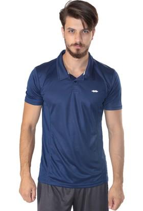 Sportive Spo-Lucky16Y Erkek T-Shirt Lacivert 611007-0MD