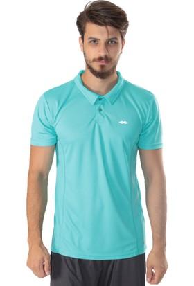 Sportive Spo-Lucky16Y Erkek T-Shirt Turkuaz 611007-0TG