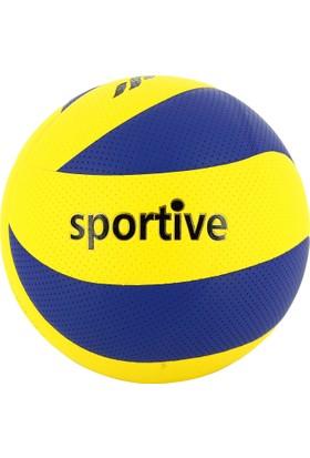 Sportive Blue Star 9 Pannel Voleybol Topu