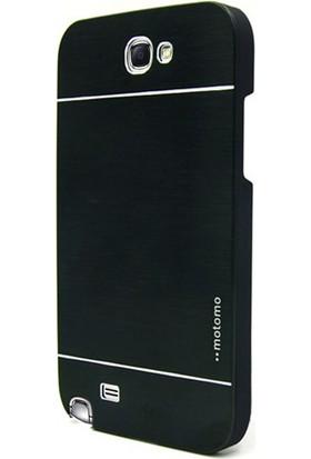 Gpack Samsung Galaxy Note 2 Kılıf Sert Arka Kapak Motomo