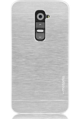 Gpack LG G4C Kılıf Sert Arka Kapak Motomo