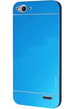 Gpack Vodafone Smart 6 Kılıf Sert Arka Kapak Motomo