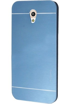 Gpack Vodafone Smart 7 Style Kılıf Sert Arka Kapak Motomo