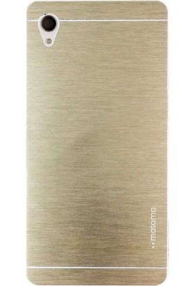 Gpack Sony Xperia Z1 Kılıf Sert Arka Kapak Motomo