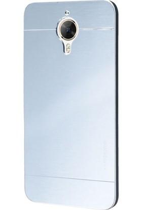 Gpack General Mobile Gm5 Plus Kılıf Sert Arka Kapak Motomo