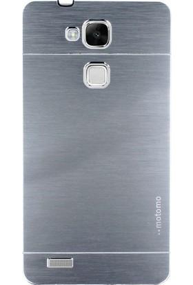 Gpack Huawei Gr3 Kılıf Sert Arka Kapak Motomo