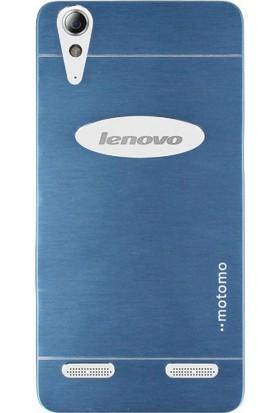 Gpack Lenovo A5000 Kılıf Sert Arka Kapak Motomo