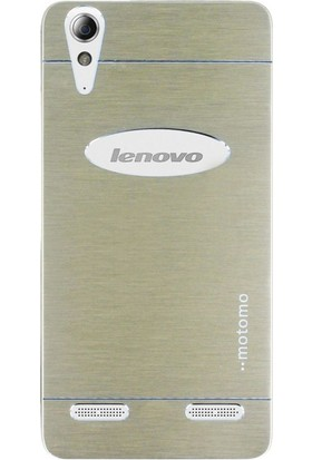 Gpack Lenovo A6000 Kılıf Sert Arka Kapak Motomo