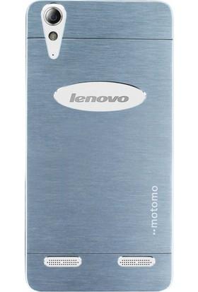 Gpack Lenovo A6010 Kılıf Sert Arka Kapak Motomo
