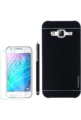 Gpack Samsung Galaxy Grand Neo Kılıf Sert Arka Kapak Motomo +Kalem+Cam