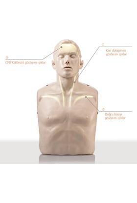 Brayden CPR Eğitim Mankeni Led Işıklı