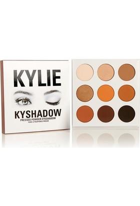 Kylie Jenner Kyshadow The Bronze Palette Eyeshadow Far