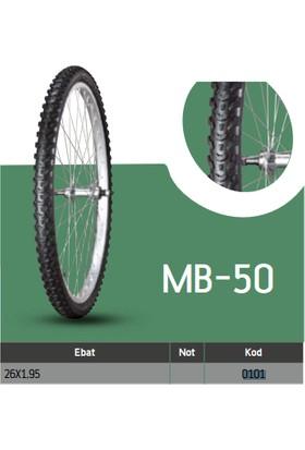 Anlas Bisiklet Dış Lastikleri Mb-50 26X1.95 Mb-50 Tube Type