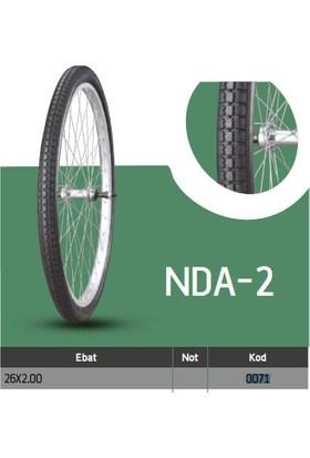 Anlas Bisiklet Dış Lastikleri Nda-2 26X2.00 Nda-2 Tube Type