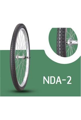Anlas Bisiklet Dış Lastikleri Nda-2 26X2.00 Nda-2 Tube Typebeyaz Yanak