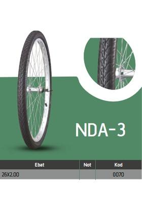 Anlas Bisiklet Dış Lastikleri Nda-3 26X2.00 Nda-3 Tube Type