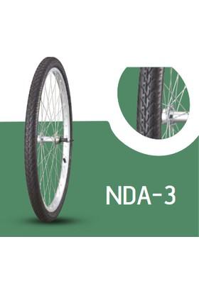 Anlas Bisiklet Dış Lastikleri Nda-3 26X2.00 Nda-3 Tube Typebeyaz Yanak