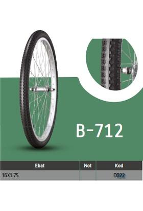 Anlas Bisiklet Dış Lastikleri B-712 16X1.75 B-712