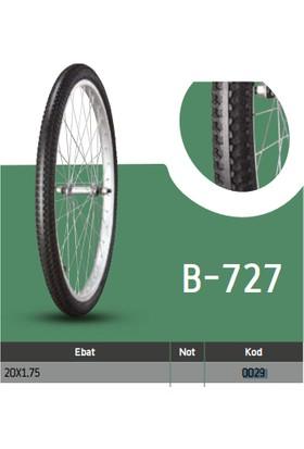 Anlas Bisiklet Dış Lastikleri B-727 20X1.75 B-727