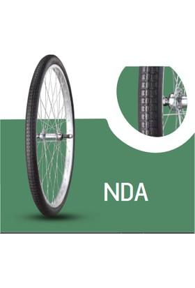 Anlas Bisiklet Dış Lastikleri Nda 26X1.75 Nda Tube Typebeyaz Yanak