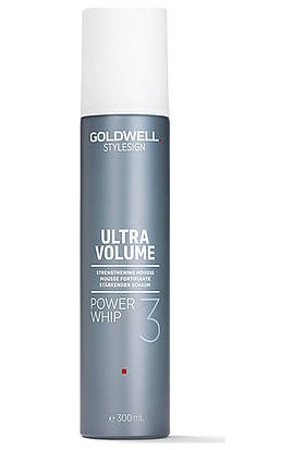 Goldwell Stylesign Ultra Volume Power Whip Mousse - Hacim Veren Saç Köpüğü 300 ml