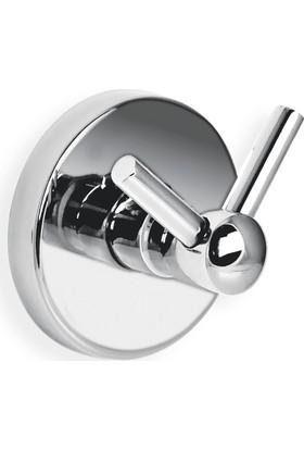 Çelik Banyo Karaca Bornozluk Cıftlı