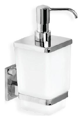Çelik Banyo De Luxe Sıvı Sabunluk